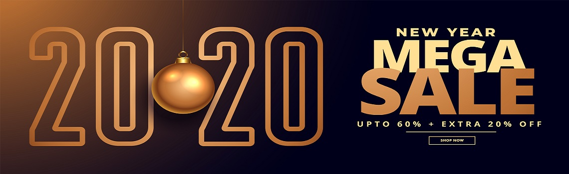 NEW YEAR 2020 DISCOUNT PROMO CODES