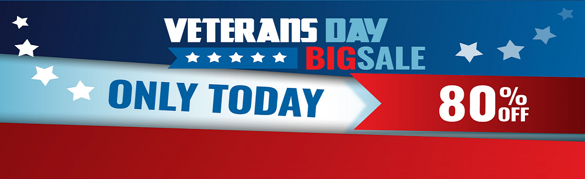 VETERAN'S DAY 2020 DISCOUNTS