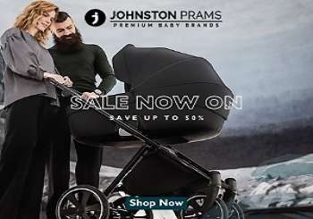 Johnston Prams Vouchers