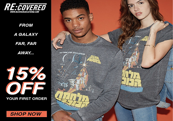 RecoveredClothing.com Vouchers