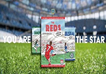 Sports Star Books Vouchers