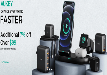 AUKEY Canada Coupons