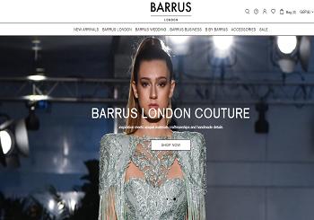 Barrus London Vouchers