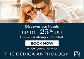 Dedica Anthology Hotels Coupons