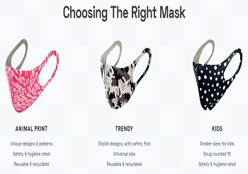 Designer Mask Vouchers