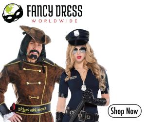 Fancy Dress Worldwide Vouchers