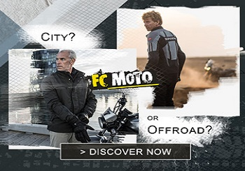 FC-Moto UK Vouchers