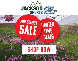Jackson Sports Vouchers