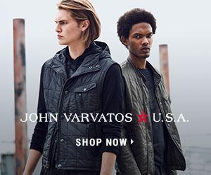 John Varvatos Coupons