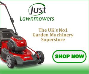 Just Lawnmowers Vouchers
