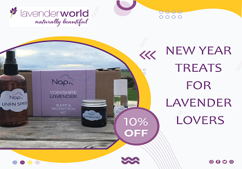 Lavender World Vouchers