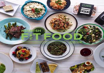 Nourish Fit Food Vouchers