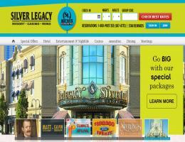 Silver Legacy Reno Coupons