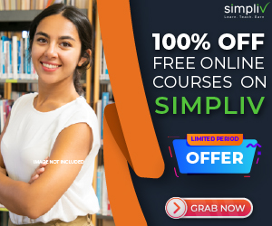 Simpliv Learning Coupons