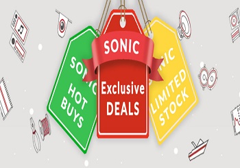 Sonic Electronix Coupons
