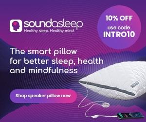 SoundASleep Pillow Vouchers