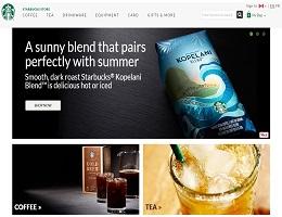 Starbucks Canada Coupons