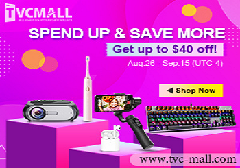 TVC Mall Coupons