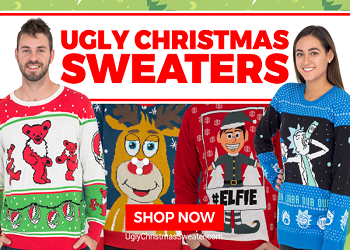 Ugly Christmas Sweater Coupons