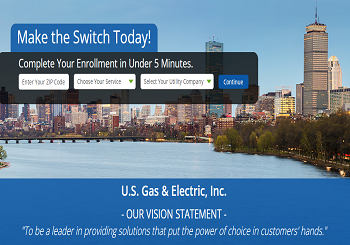 US Gas and Electric Coupons