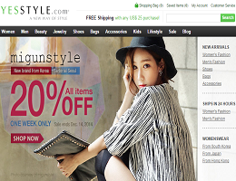 Yes Style Coupons