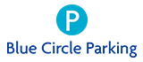 Blue Circle Parking Coupons