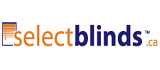 Select Blinds Canada Coupons